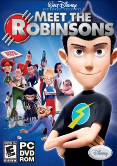 PC Disney Meet the Robinsons