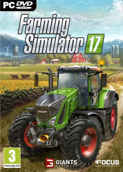 PC Farming Simulator 2017