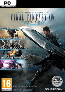 PC Final Fantasy XIV Online Complete Edition