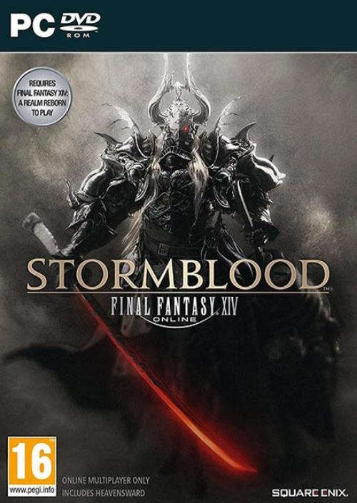 PC Final Fantasy XIV StormBlood exp. (incl. Heavensward exp.)