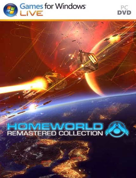 PC Homeworld Remastered Collection