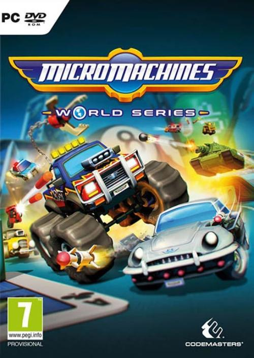 PC Micro Machines