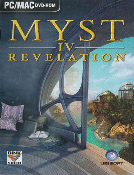 PC Myst 4: Revelation