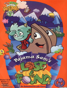 PC Pajama Sam Lost and Found