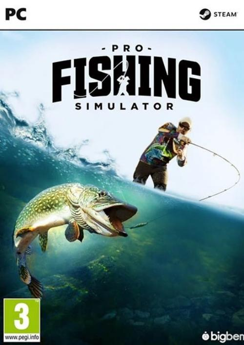 PC Pro Fishing Simulator