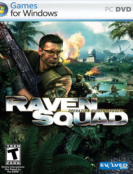 PC Raven Squad: Operation Hidden Dagger