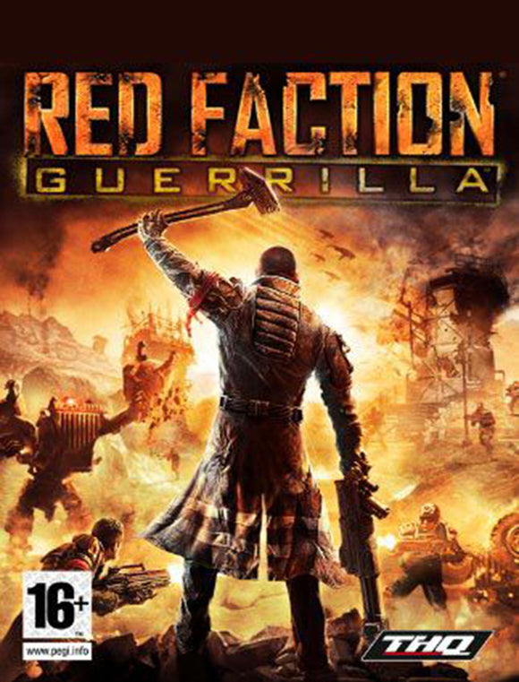 PC Red Faction: Guerrilla