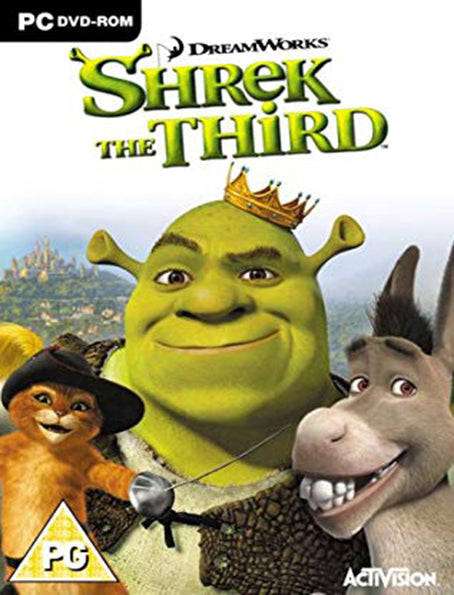 PC Shrek The Third