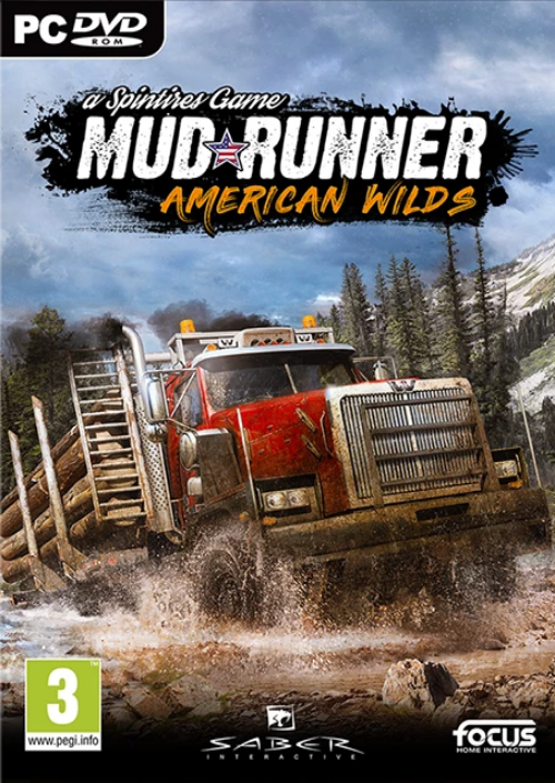 PC Spintires: MudRunner - American Wilds Edition