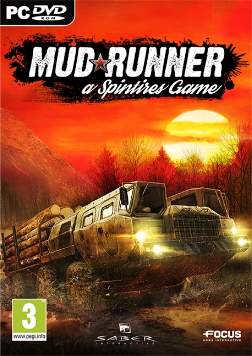 PC Spintires: MudRunner
