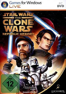 PC Star Wars The Clone Wars Republic Heroes