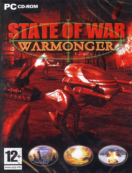 PC State of War: Warmonger
