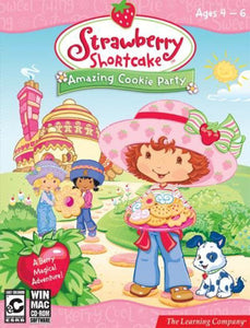 PC Strawberry Shortcake Amazing Cookie Party