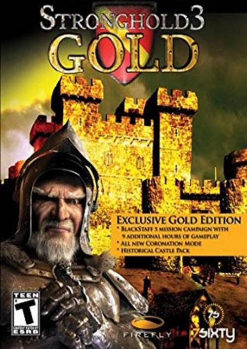 PC Stronghold 3 Gold