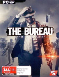 PC The Bureau: Xcom Declassified