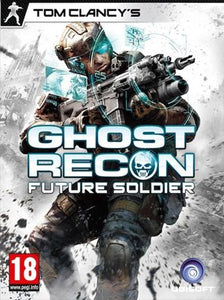 PC Tom Clancy's Ghost Recon: Future Soldier