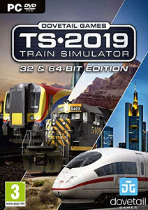 PC Train Simulator 2019