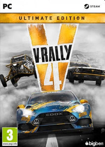 PC V-RALLY 4 Ultimate Edition