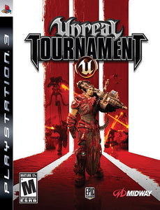 PS3 Unreal Tournament III