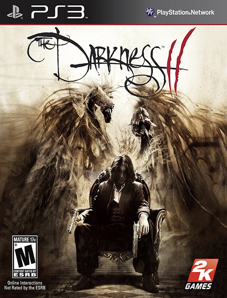 PS3 The Darkness 2