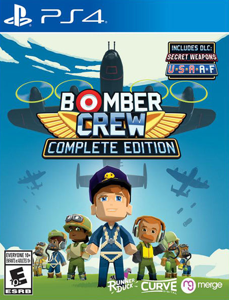 PS4 Bomber Crew: Complete Edition