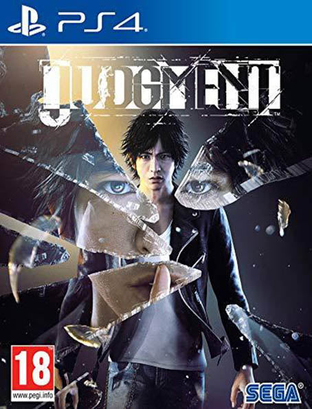 PS4 Judgment