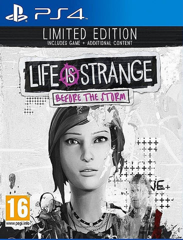 PS4 Life is Strange Before the Storm Limited Edition