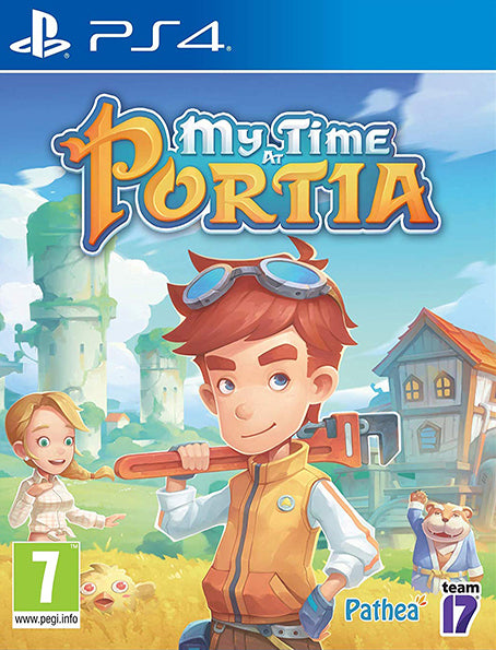 PS4 My Time At Portia