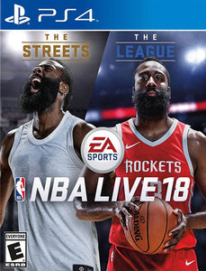 PS4 NBA LIVE 18: The One Edition EA