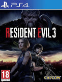 PS4 Resident Evil 3 Remake