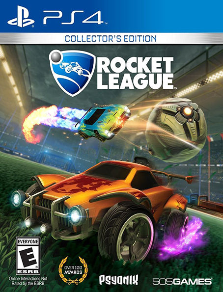 PS4 Rocket League Collectors Edition