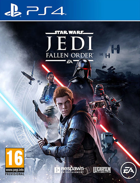 PS4 Star Wars: Jedi Fallen Order