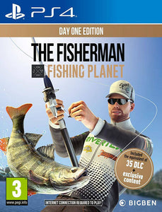 PS4 The Fisherman: Fishing Planet- Day One Edition