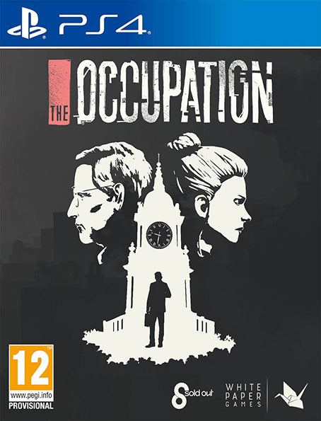 PS4 The Occupation
