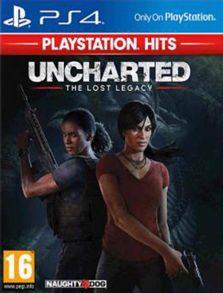PS4 Uncharted: The Lost Legacy Playstation Hits