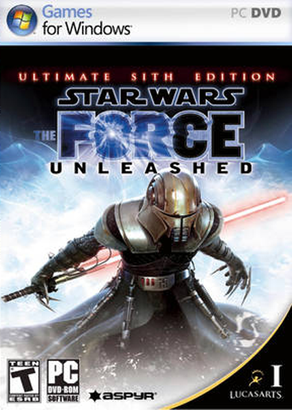 PC Star Wars The Force Unleashed