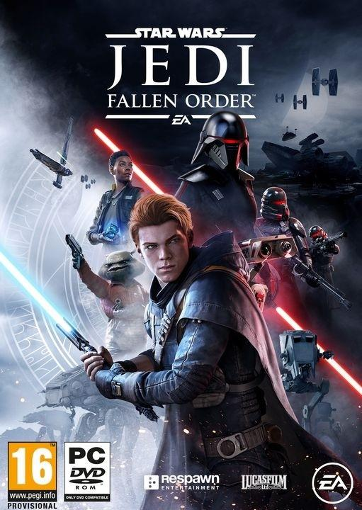 PC Star Wars: Jedi Fallen Order