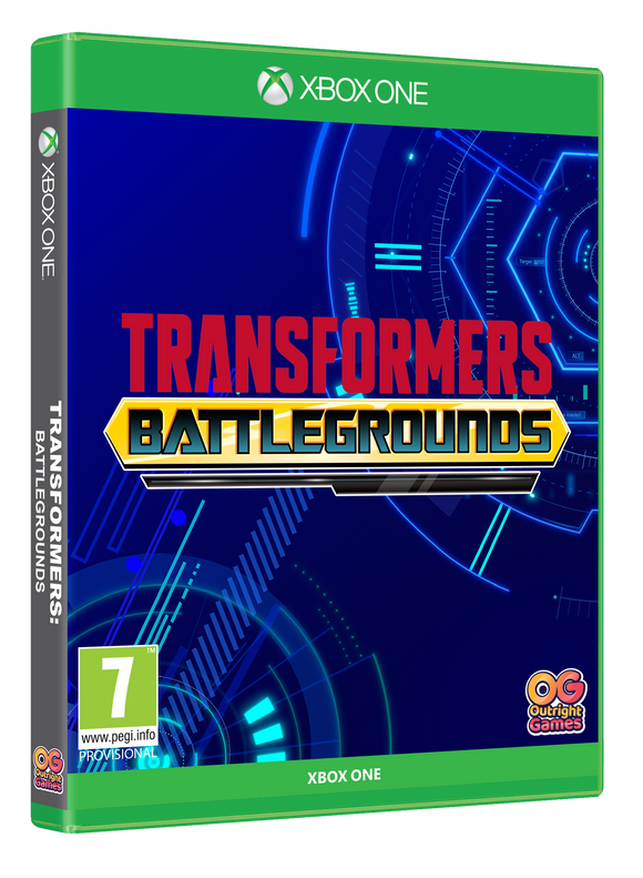 XBOXONE Transformers: Battlegrounds