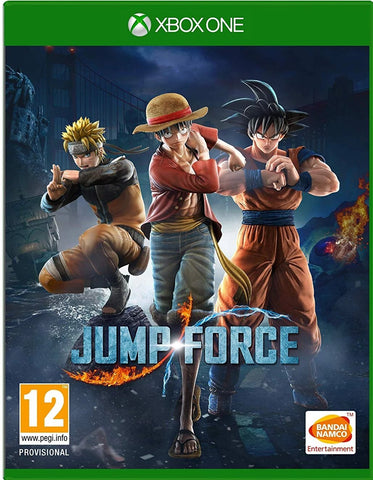 XBOXONE Jump Force
