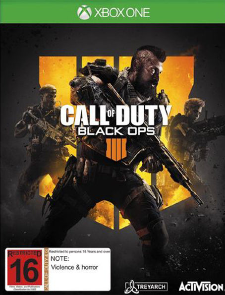 XBOXONE Call of Duty: Black Ops 4