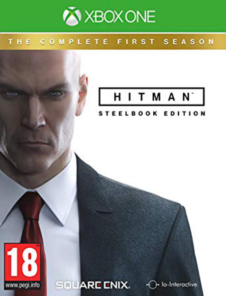 XBOXONE Hitman The Complete First Season Steelbook Edition