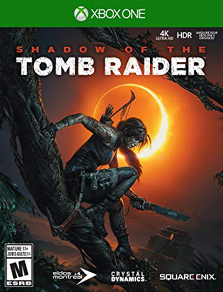 XBOXONE Shadow of the Tomb Raider Standard Edition