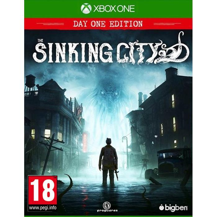 XBOXONE The Sinking City - Day One Edition