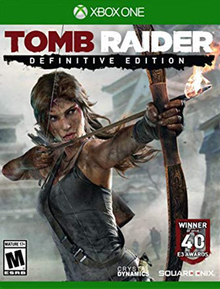 XBOXONE Tomb Raider Definitive