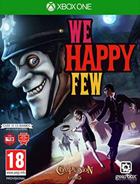 XBOXONE We Happy Few