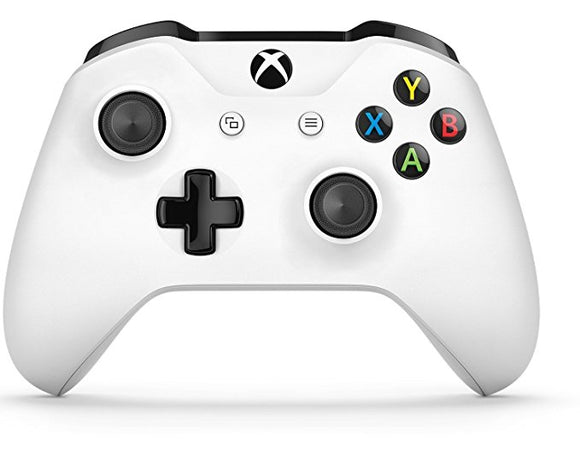 XBOXONE Wireless Controller White with 3.5mm Stereo Headset Jack