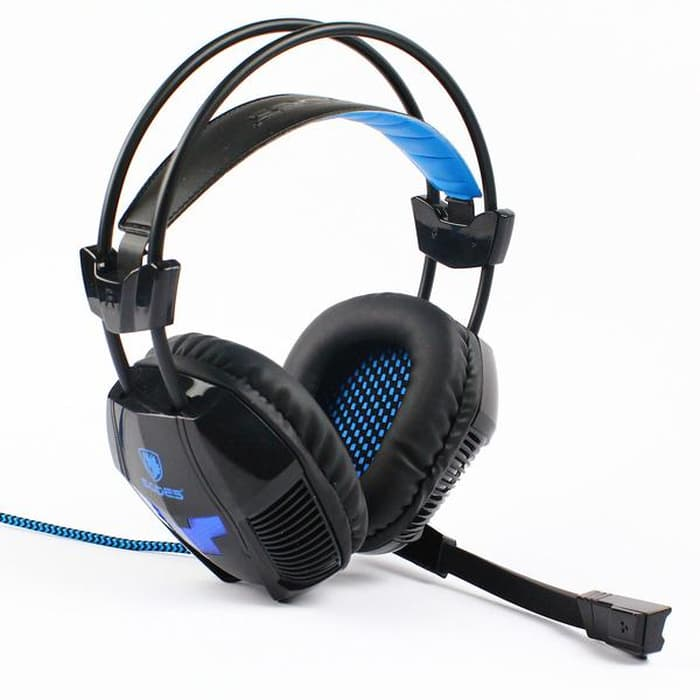 Xpower Plus SA-706S USB Gaming Headset with vibration