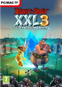 PC Asterix & Obelix XXL 3: The Crystal Menhir