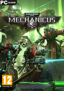 PC Warhammer 40K Mechanicus