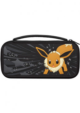 Nintendo Switch Travel Case - Eevee Grayscale
